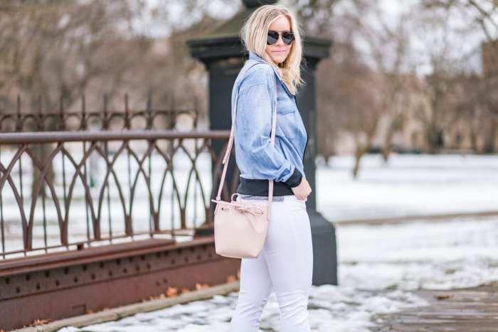 Spring Athleisure- Fashion- Ashley Pletcher- Blogger- Afternoon Espresso- Pittsburgh - Chelsea Collective - Lucy IndiGo- White Denim