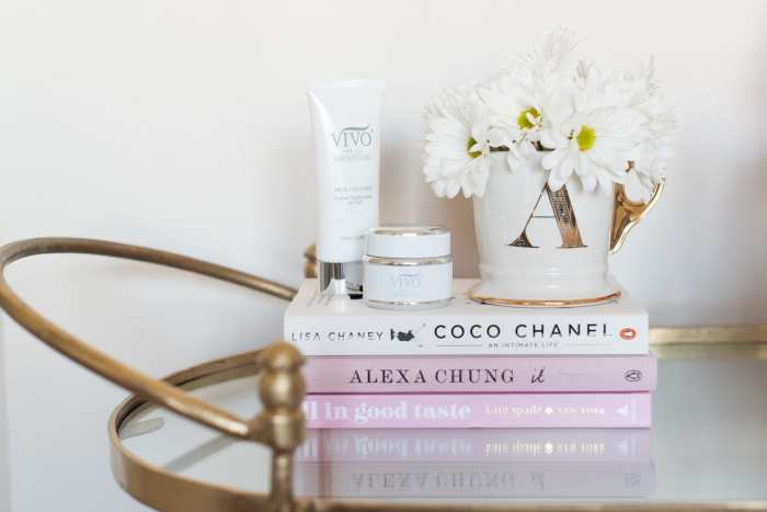 Updating your spring beauty routine with vivo per lei