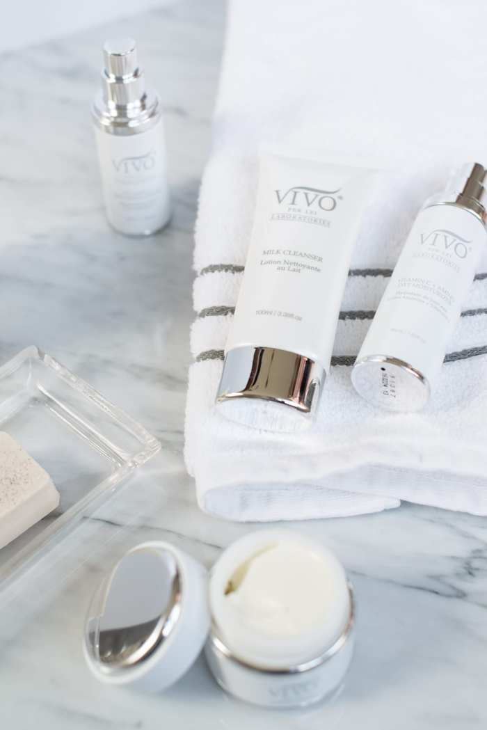 Vivo Per Lei milk cleanser- the one product you need this spring!