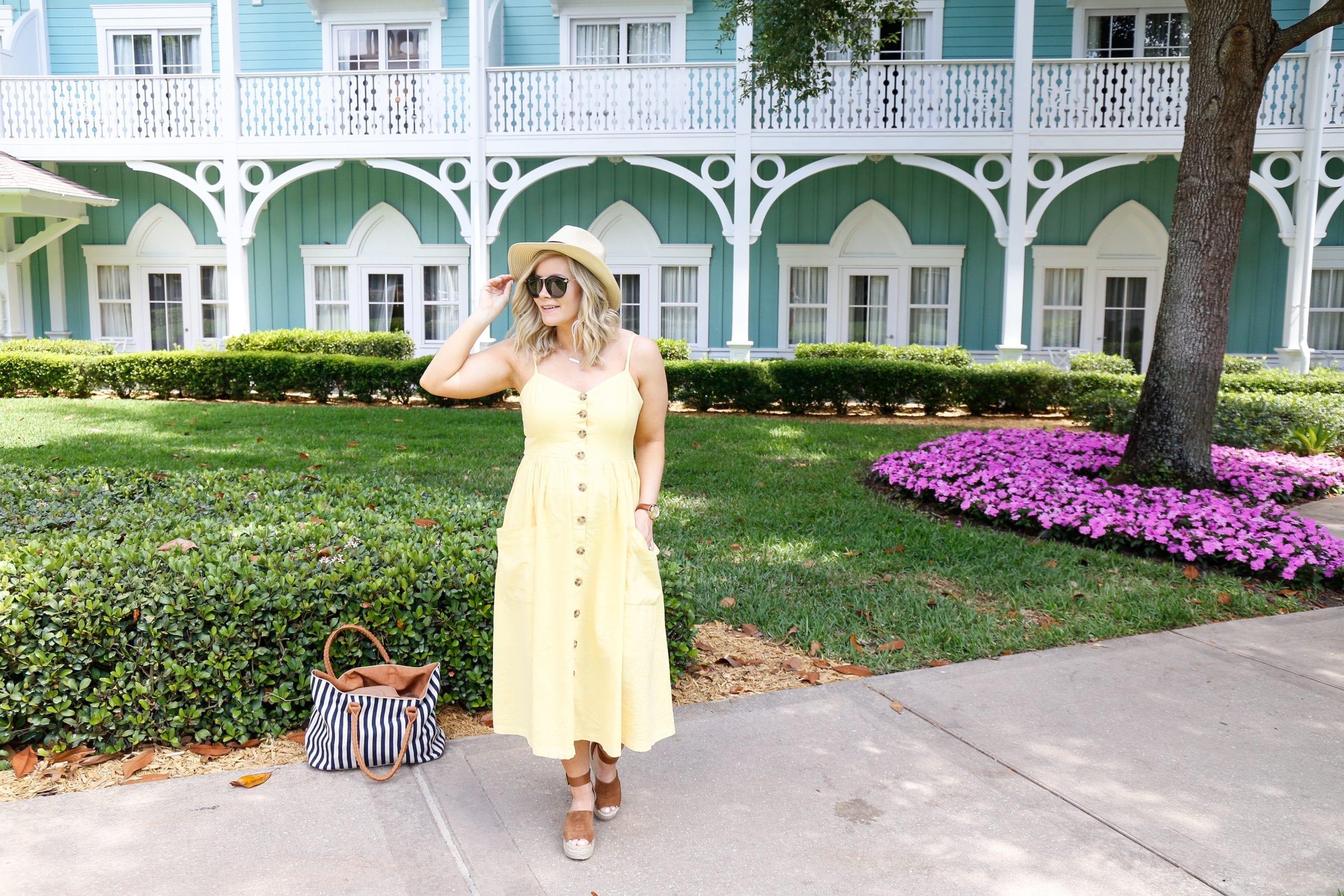 Travel Style: Sunshine and Sundresses