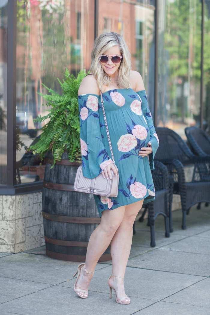 Ashley Pletcher - blogger - fashion blogger - Pittsburgh- Maternity Fashion - Summer to Fall