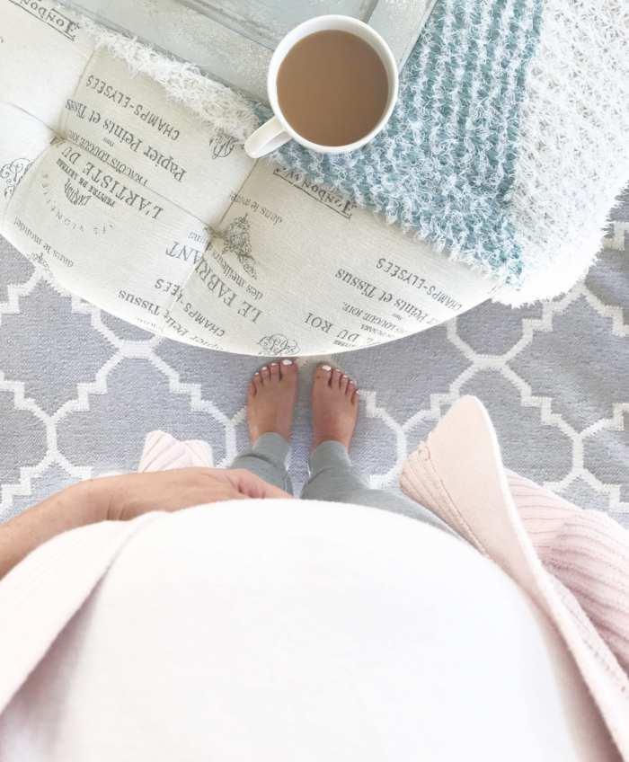 Ashley Pletcher- Pregnancy- Instagram- Mommy Blogger