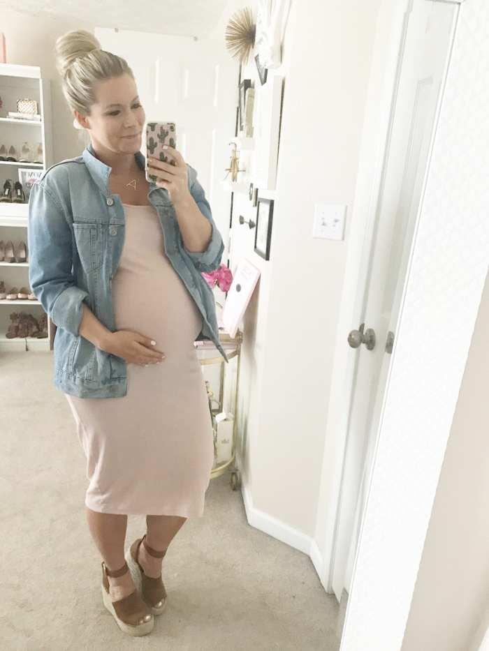 Ashley Pletcher- Instagram-Bloggers on Instagram- Maternity Fashion