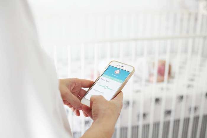sleep better- Owlet Smart Sock- Owlet Care- Owlet App