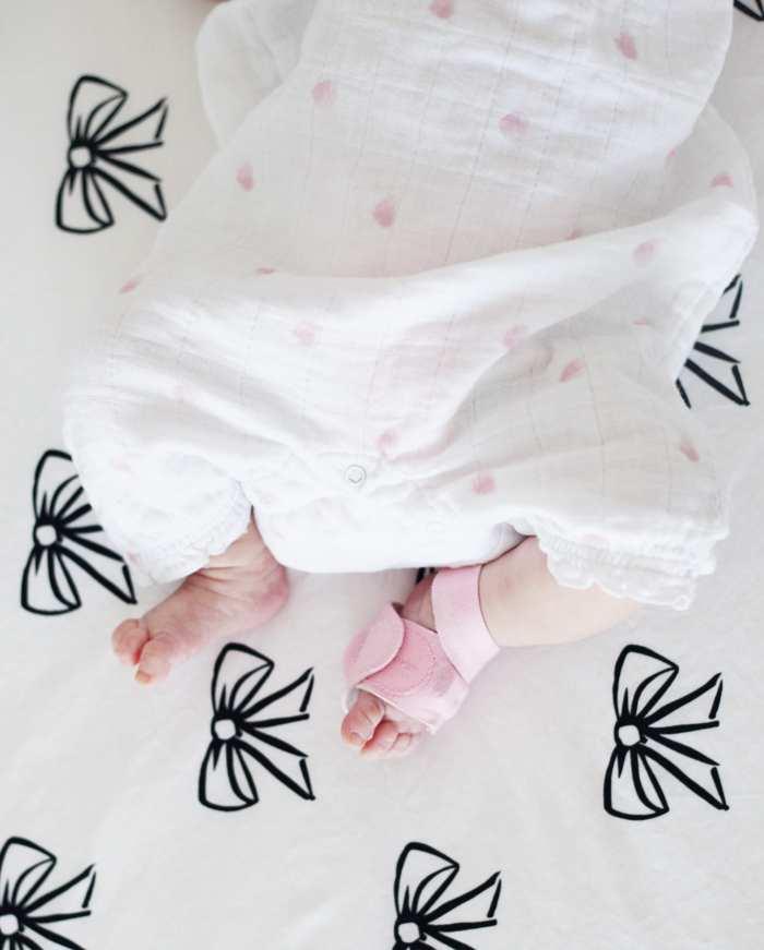 Newborn Essentials- Owlet Sleep Sock - Aden and Anais Sleeper
