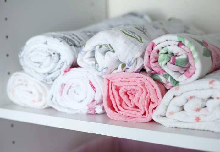 Newborn Essentials- Aden + Anais Swaddle Blankets