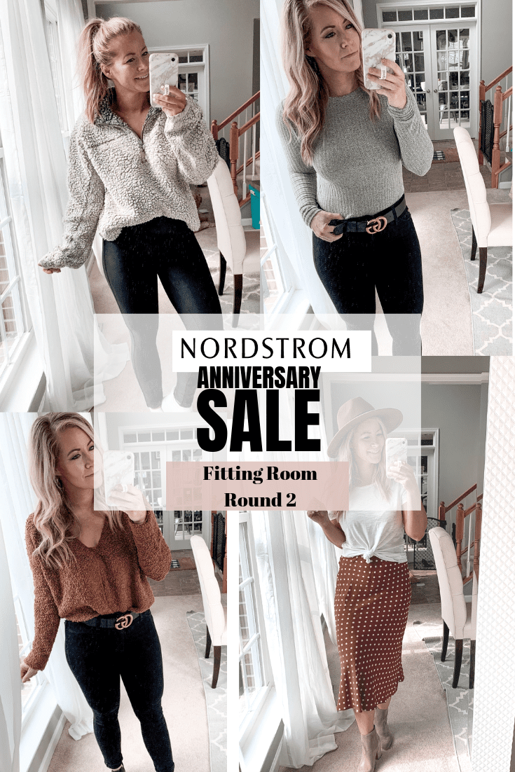 The Nordstrom Anniversary Sale: A First Look at Fall