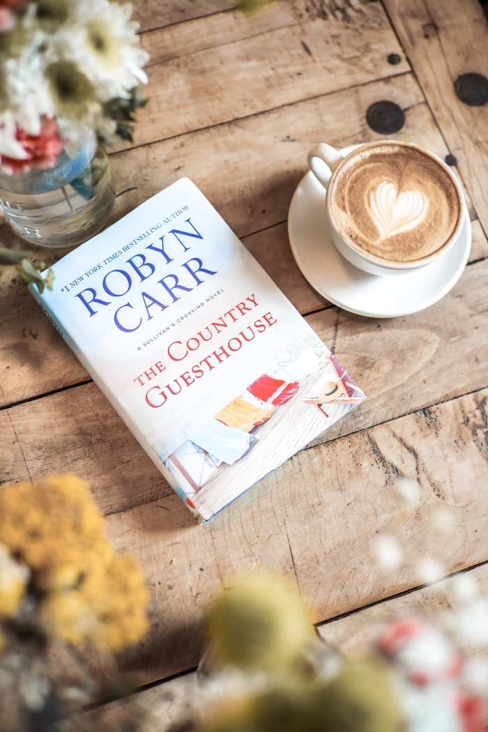 Winter Read- Winter Reading List- The Country Guesthouse - Romance - Women's Books