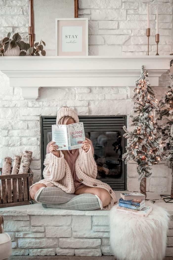Christmas in Summer Reading List - Harlequin Books - BookClubbish - RaeAnne Thayne