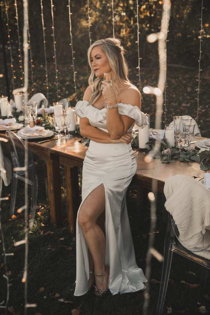 10th Anniversary party celebration- Pittsburgh Wedding- Elegant Party- Burgh Brides- Formal Dinner Party-Covid Wedding- Afternoon Espresso- Ashley Pletcher