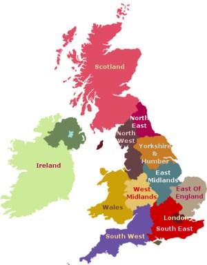 Afternoon Tea in the UK & Ireland