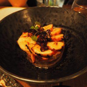 Cartagenera style octopus / Pieuvre façon carthagène