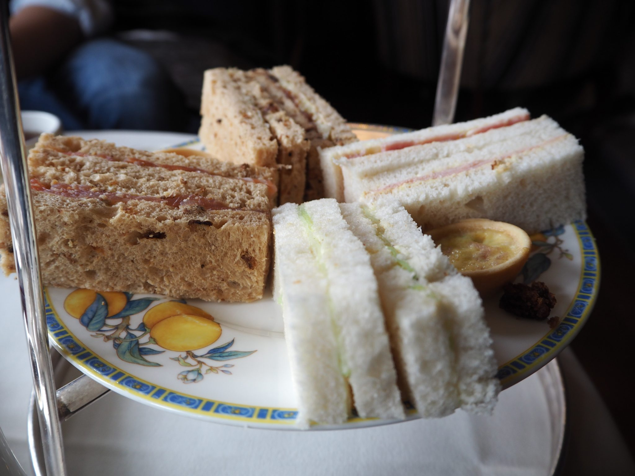 Mallory Court Afternoon Tea - Savouries