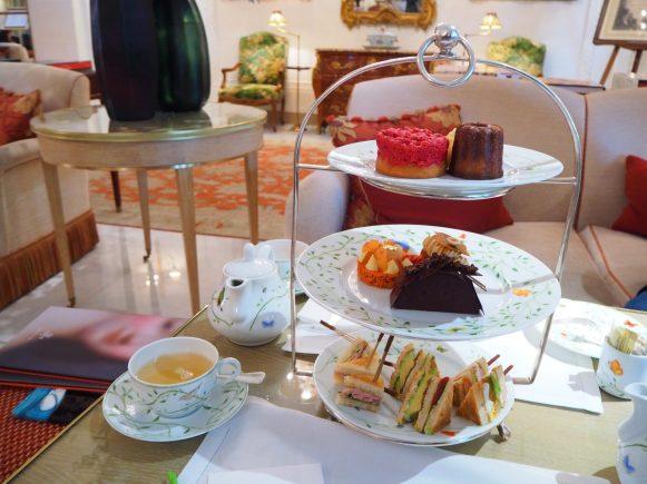 Tea Time Hôtel Le Bristol Paris (2018) / Afternoon Tea Bristol Hotel Paris (2018)