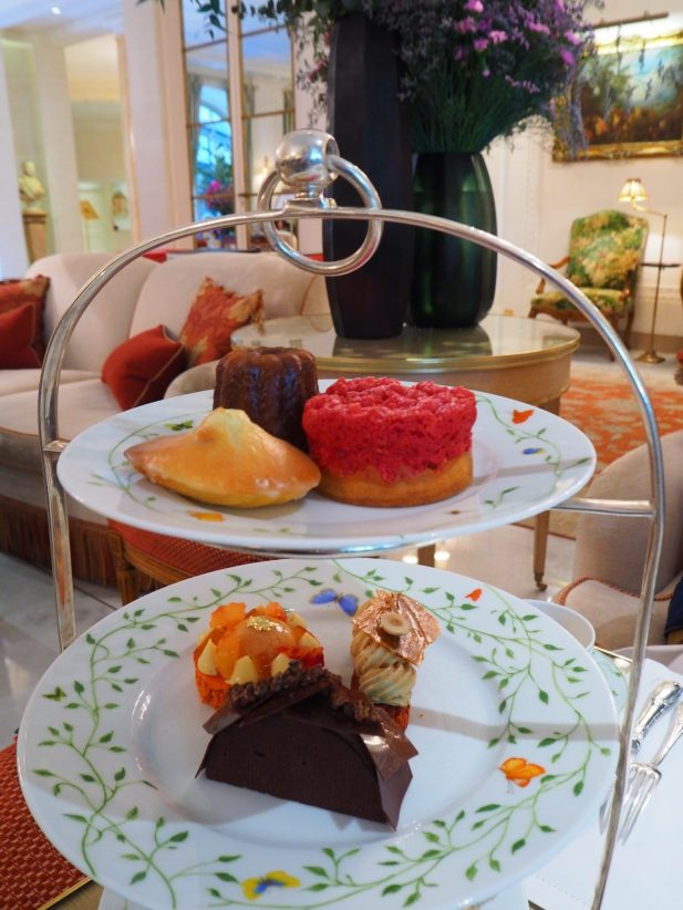 Tea Time Hôtel Le Bristol Paris (2018) / Afternoon Tea Bristol Hotel Paris (2018)