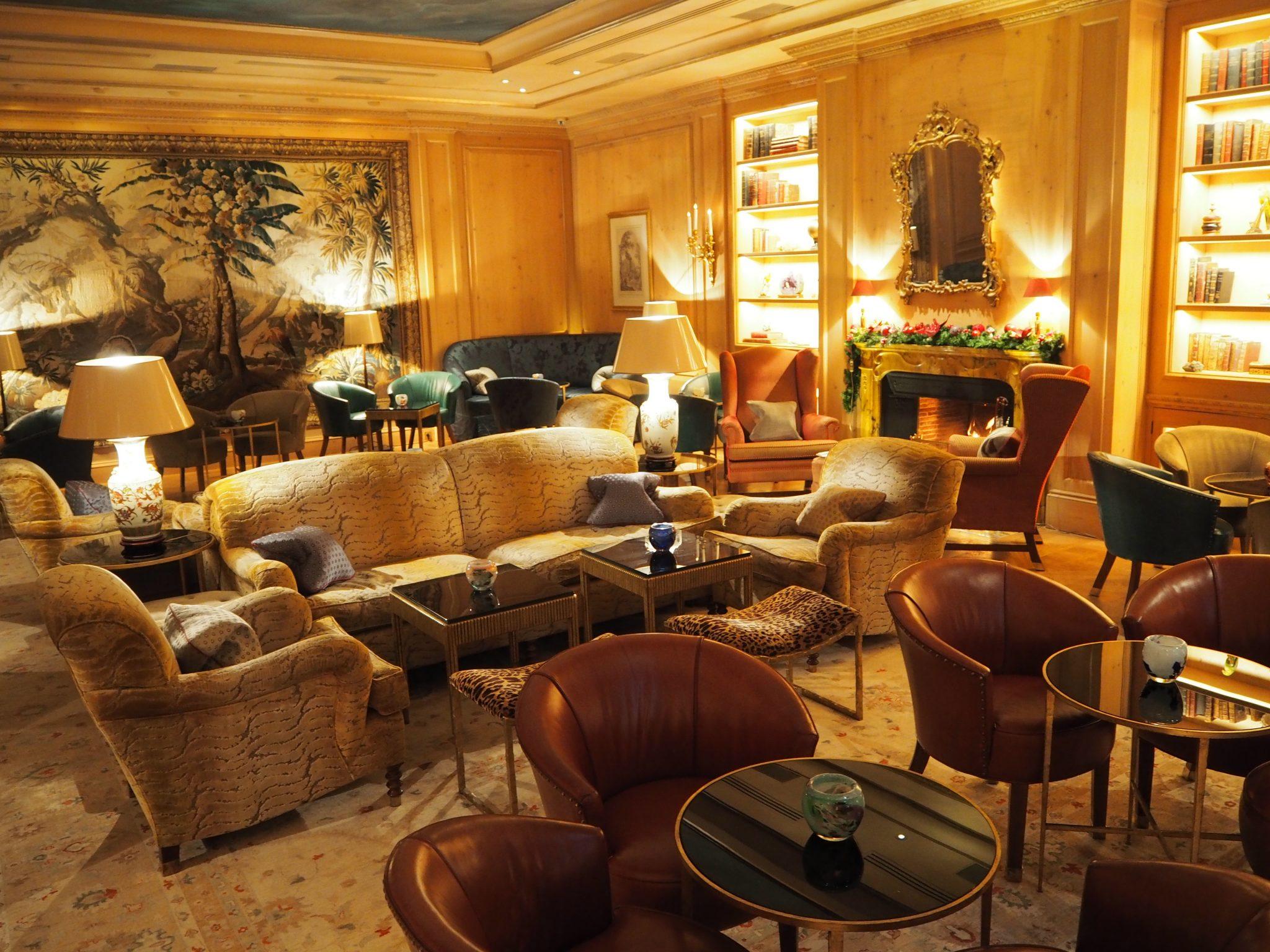 Le Bar du Bristol - Hôtel Le Bristol Paris