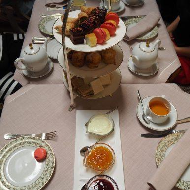 Afternoon Tea El Palace Barcelona