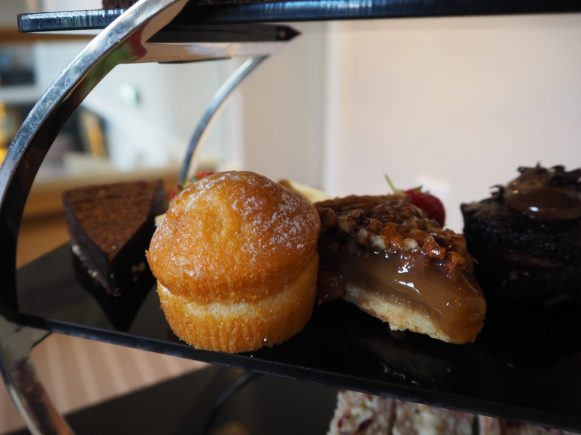Pastries - Binswood Hall Afternoon Tea