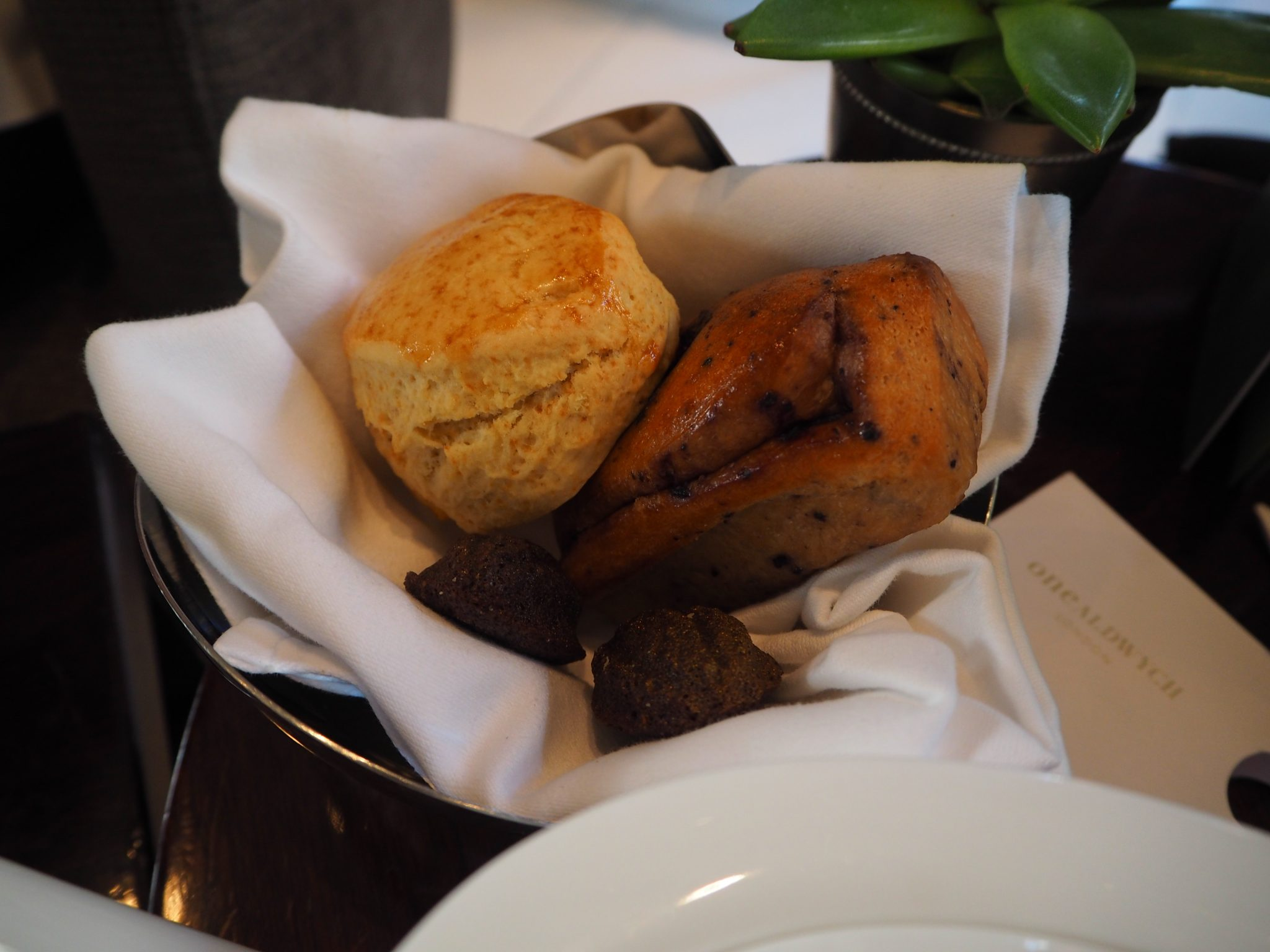 The Scones and Cakes - Charlie & The Chocolate Factory Afternoon Tea