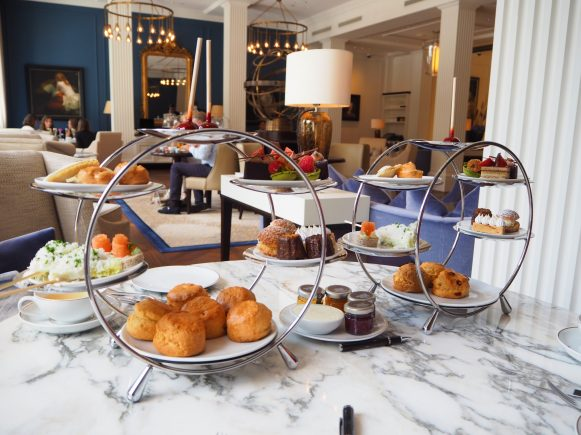 Afternoon Tea - Waldorf Astoria Amsterdam