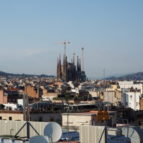 Rooftop Terrace El Palace Barcelona