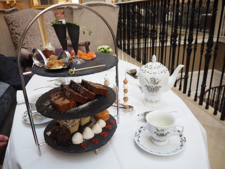 A Most Peculiar Afternoon Tea - The Westin Hotel Dublin