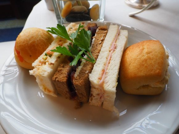 Afternoon Tea Savouries - Hotel Bristol Warsaw