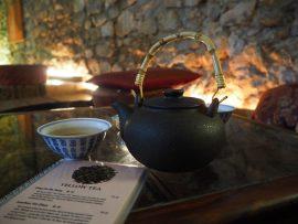 The best Tea Room in Krakow, Poland