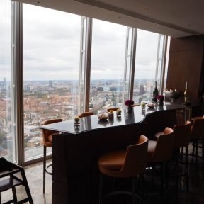 The Shangri-La at The Shard TING Lounge