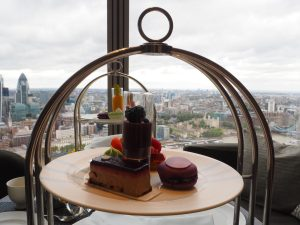 Shangri-La at the Shard - Atternoon Tea Sweets