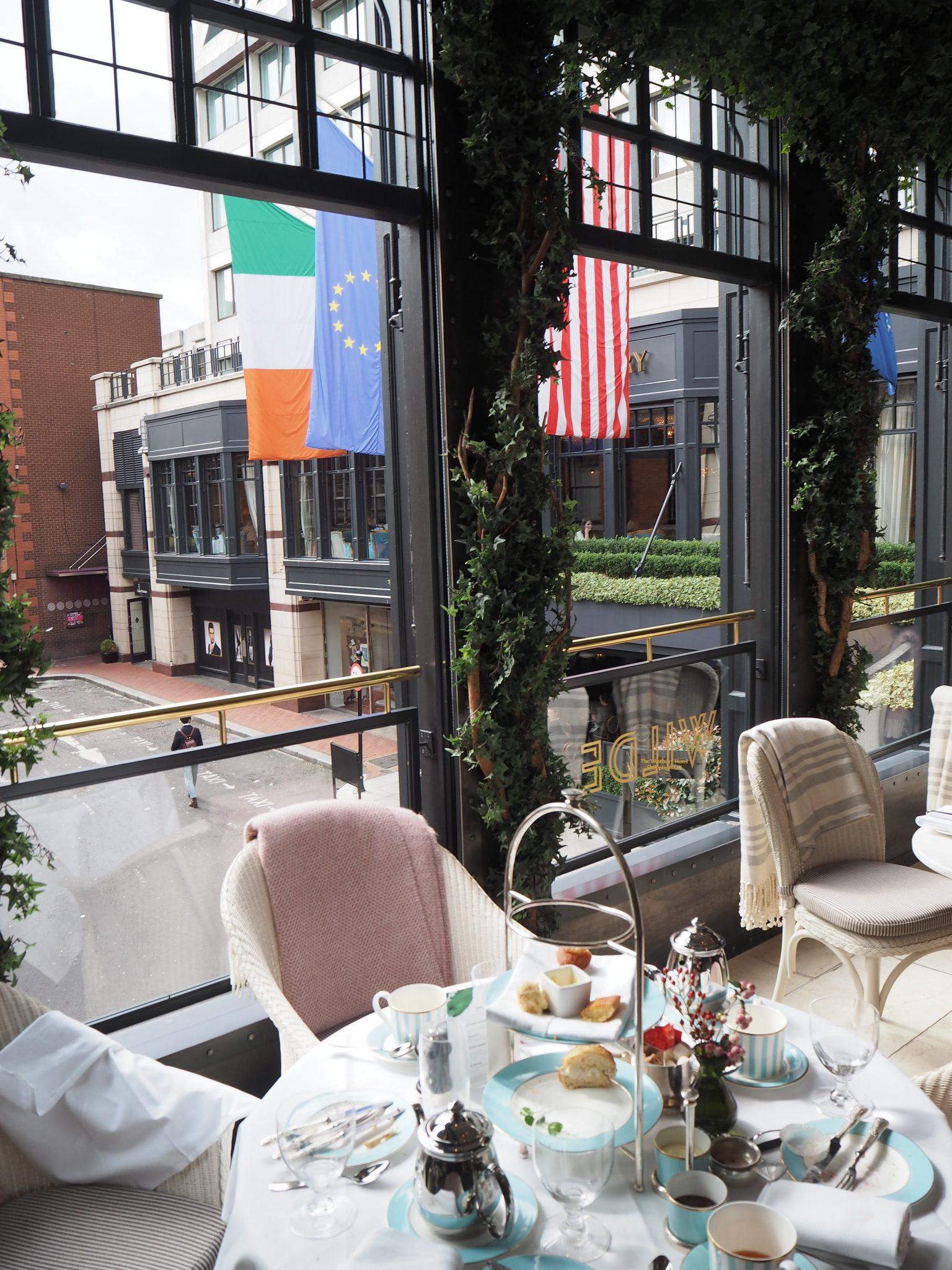 The Westbury Hotel Dublin - The Wilde Restaurant