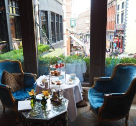NCAD Fashion Afternoon Tea at The Westbury Hotel, Dublin – Review ★★★★★