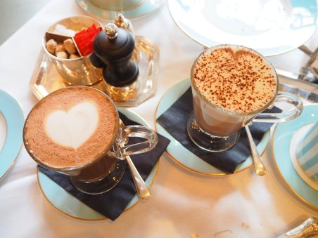 Nutella Hot Chocolate & Hot Chocolate