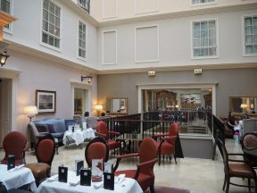 The Atrium Lounge - The Westin Hotel Dublin