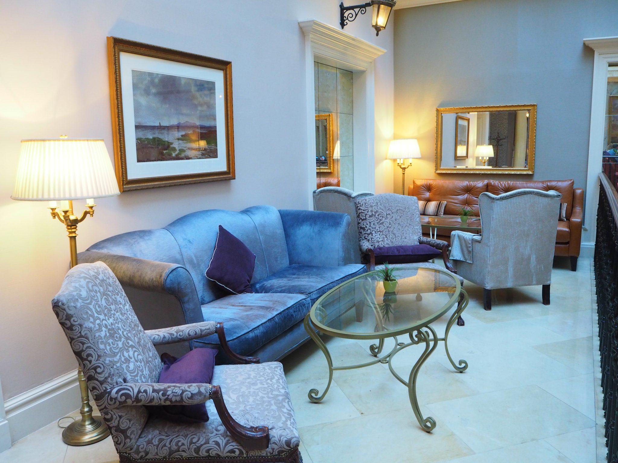 The Atrium Lounge - The Westin Hotel Dublin