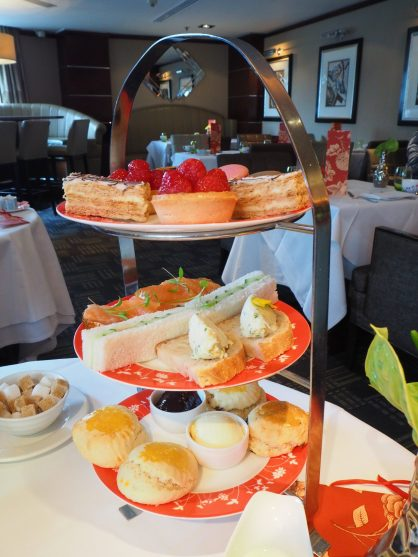 Afternoon Tea - AMBA Hotel Marble Arch London