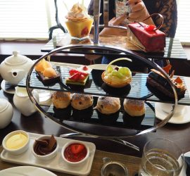 Chocoholic Afternoon Tea at The Hilton Park Lane, London – Review ★★☆☆☆