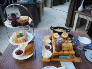 Abbot's and Knight's Afternoon Teas