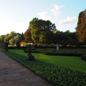 Coombe Abbey gardens