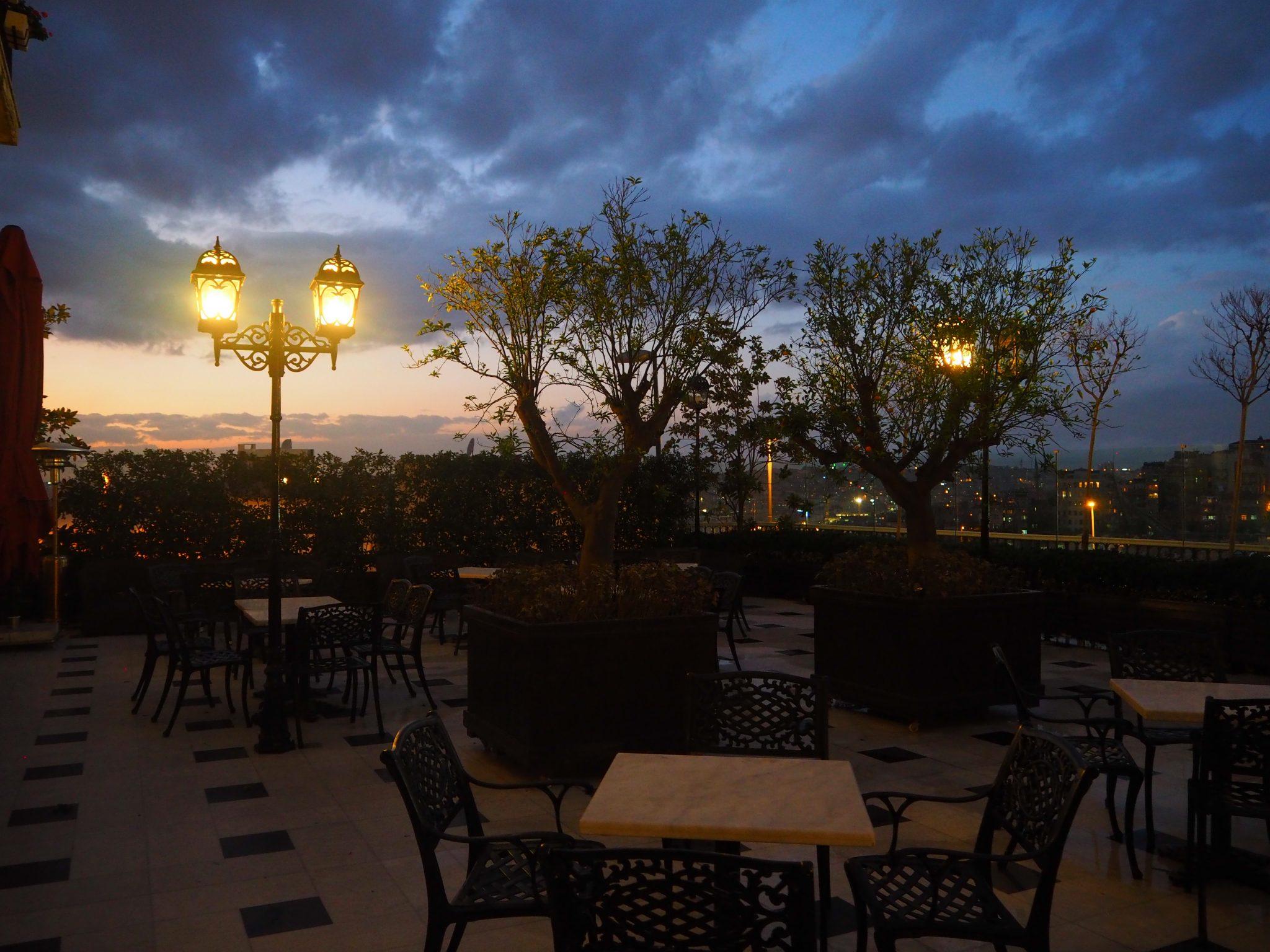 Pera Palace Hotel Jumeirah - Terrace