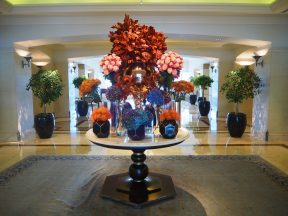 Four Seasons Istanbul at the Bosphorus - Lobby