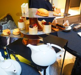 Afternoon Tea at The Burgundy Hotel Paris – Review ★★★★★ (English/Anglais)