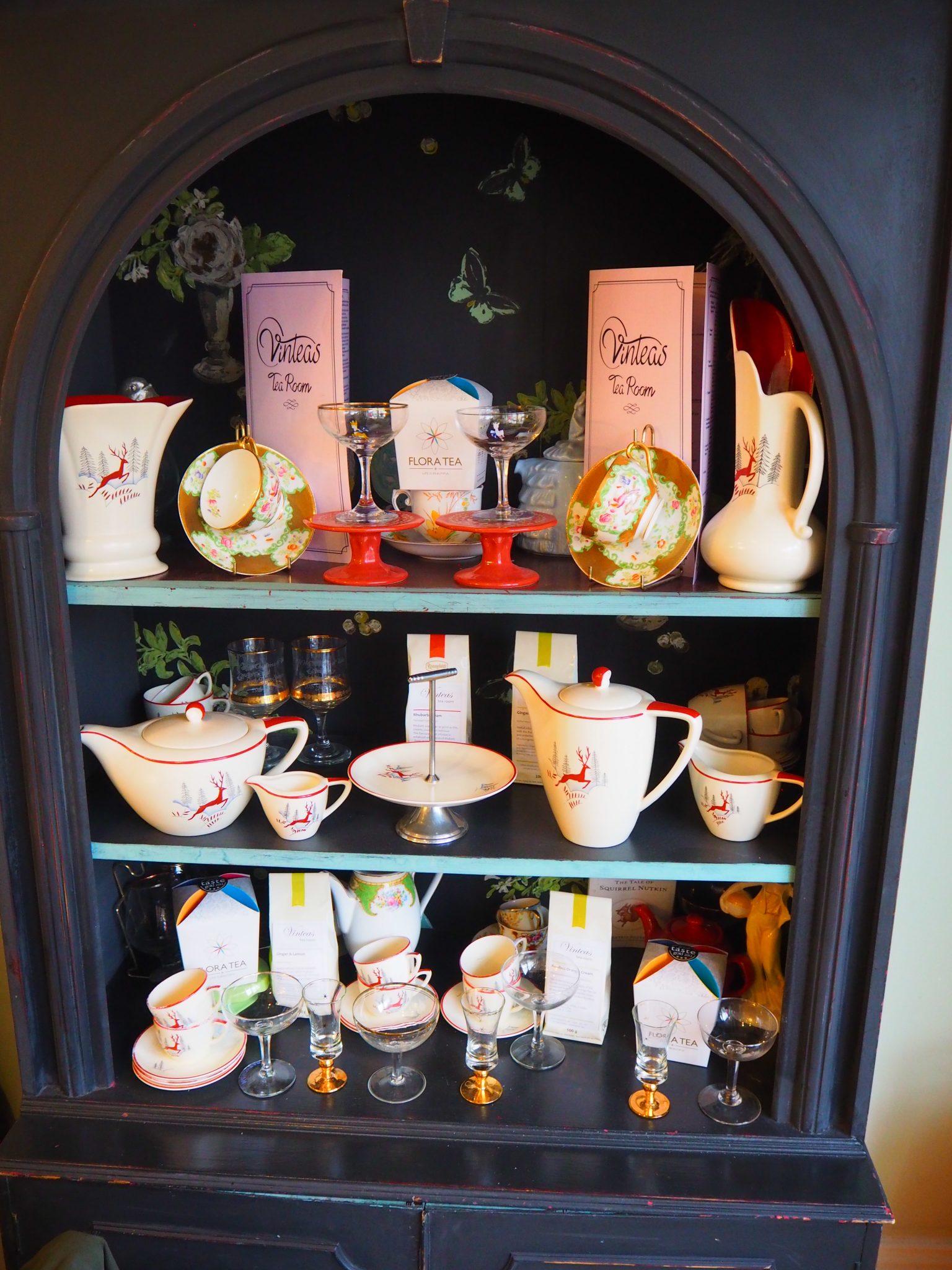 Vinteas Tea Room