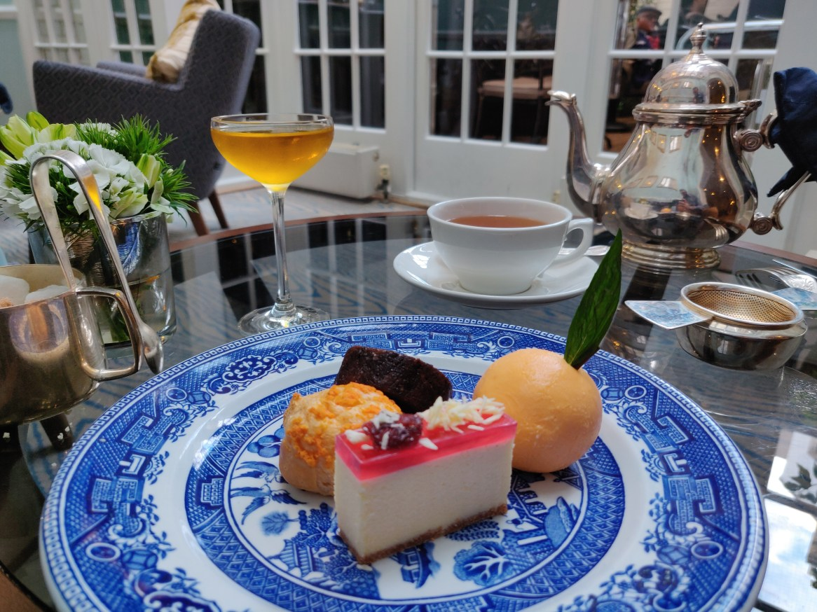 The DUKES LONDON MarTEAni Afternoon Tea