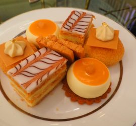 Afternoon Tea / High Tea at the Ritz-Carlton Montreal – Review ★★★★☆ (English/Anglais)