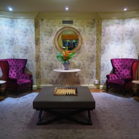 The Omni King Edward Hotel Toronto - Chess room