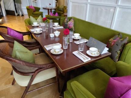 The Rosebery Lounge