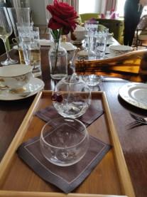 Alsatian Beer, Saké & Alsatian Wine - Mandarin Oriental London Afternoon Tea