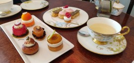 Saké, Wine & Beer Afternoon Tea at The Mandarin Oriental Hyde Park London – Review ★★★★★♥