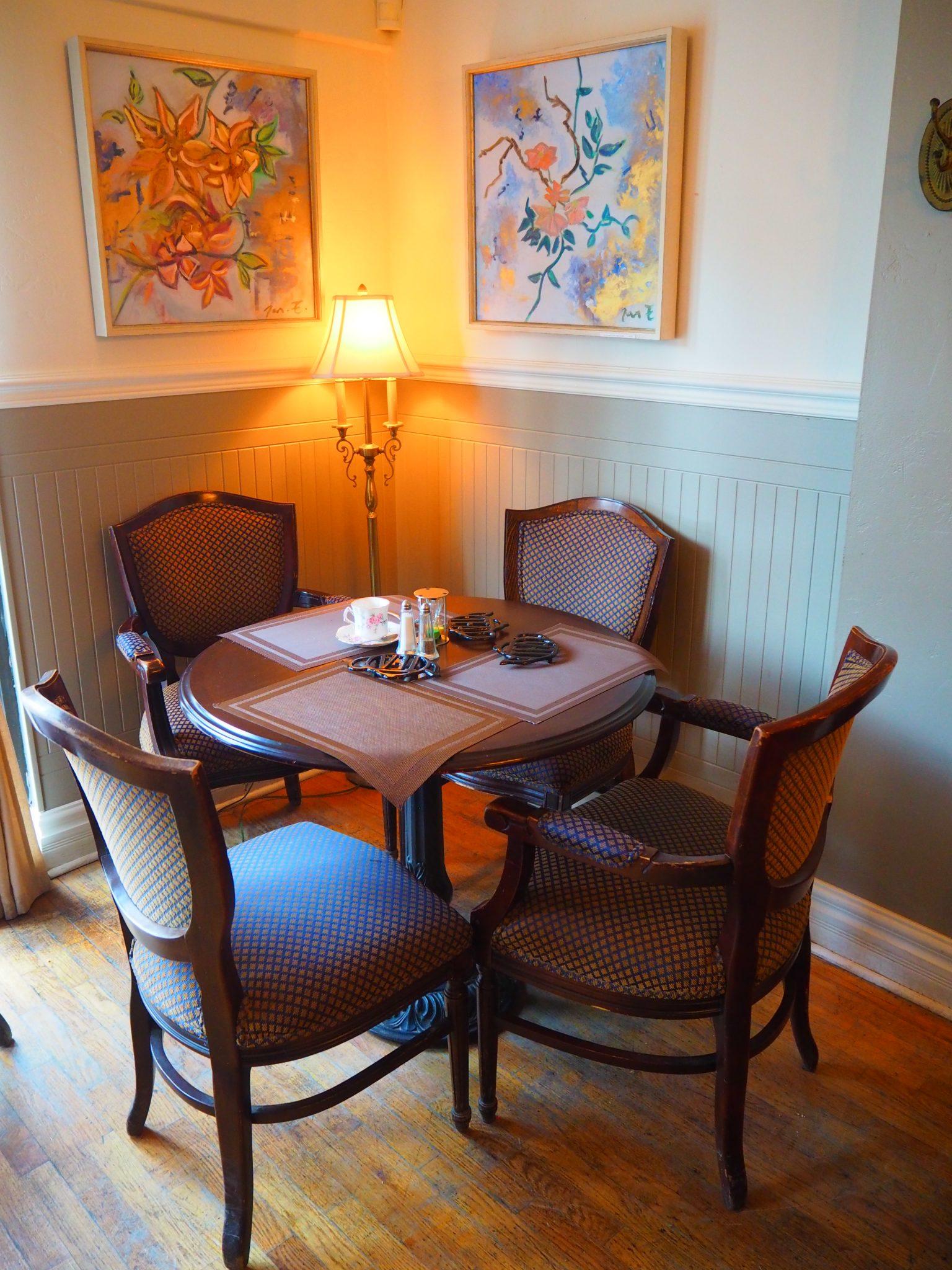 Salon de Thé Le Parloir Tea Room, Montreal